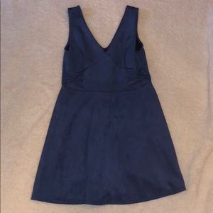 Homecoming/semi- formal blue dress